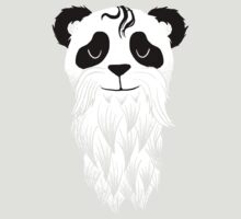 Panda Beard by Jonah Block