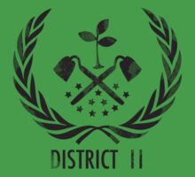 District 11 by Rachael Thomas