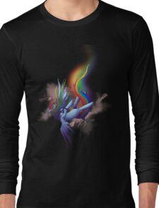 Fleeting Rainbows Shirt Long Sleeve T-Shirt