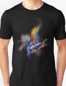 Fleeting Rainbows Shirt Unisex T-Shirt