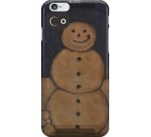 The Snowman iphone case iPhone Case/Skin
