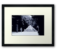 1985 - mathematics Framed Print