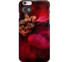 Poinsettia iphone case iPhone Case/Skin