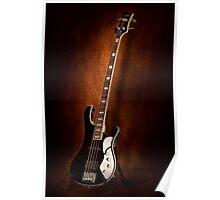 Instrument - Guitar - High strung Poster