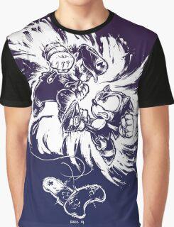 16 Bit Battle (1 Colour) Graphic T-Shirt