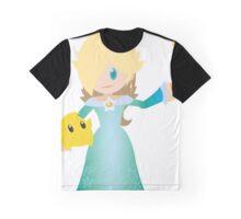 Chibi Rosalina Vector Graphic T-Shirt