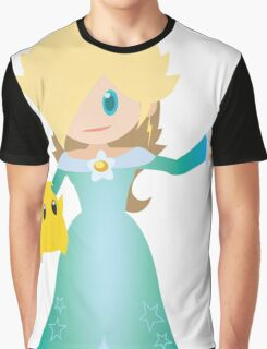 Chibi Rosalina Vector Graphic T-Shirt
