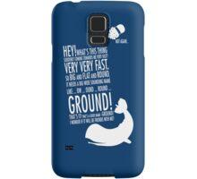 Panicking  Samsung Galaxy Case/Skin