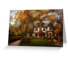 Cottage - Westfield, NJ - A home like any other Greeting Card