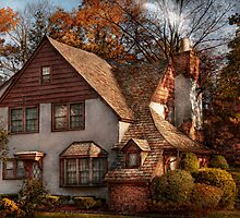Cottage - Westfield, NJ - Family Cottage by Mike  Savad