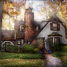 Cottage - Westfield, NJ - Grandma Ridinghoods house by Mike  Savad
