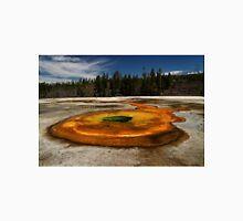 Chromatic Pool - Upper Geyser Basin - Yellowstone National Park T-Shirt