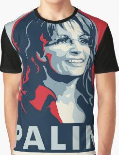Sarah Palin Graphic T-Shirt