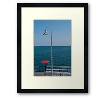 Ramp Art Framed Print