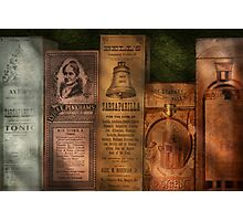 Doctor - Compound Extracts & Sarsaparilla Photographic Print