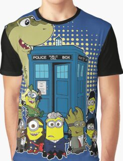 Doc Minion 12 and Chums Graphic T-Shirt