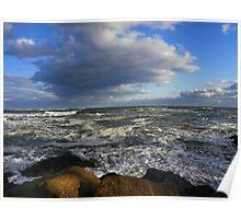 Big Sky, Big Ocean Poster