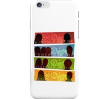 NuWho Doctors iPhone Case/Skin