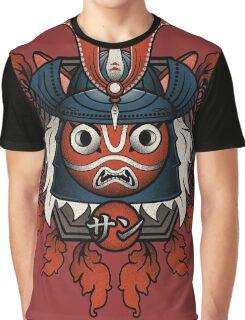 The Samurai Princess Graphic T-Shirt