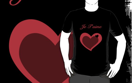 Je T'aime by kkthe5th