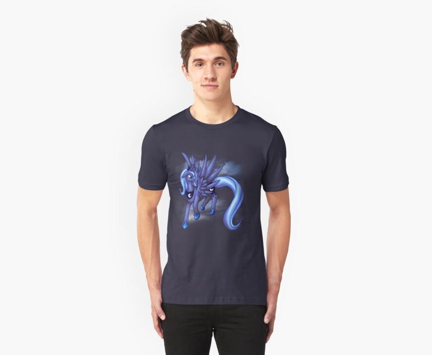 Luna Flight Shirt by jewlecho