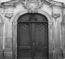 French Doorway by KatWarren