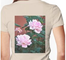 ROSES ROSES ROSES I THANK ALL THE ROSES Womens Fitted T-Shirt