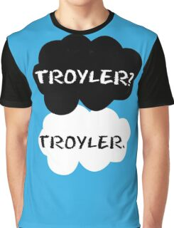 Troyler - TFIOS Graphic T-Shirt