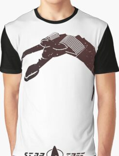 Star Trek Poster: Klingon Bird of Prey Graphic T-Shirt