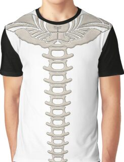 Winged spine Graphic T-Shirt