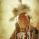 Dressed For The Pow-wow by CarolM
