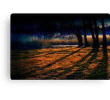 Potsdam Landscape Canvas Print