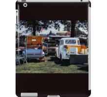 Tail-Gating iPad Case/Skin