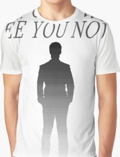 Mr. Grey Will See You Now Graphic T-Shirt