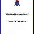 HTC Certificate by Ann Warrenton