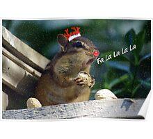 Alvin the Chipmunk Poster