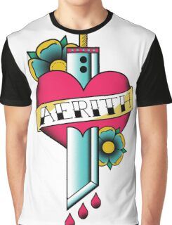 Aerith Forever Graphic T-Shirt