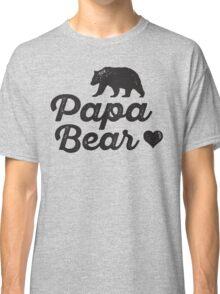 Papa Bear Classic T-Shirt