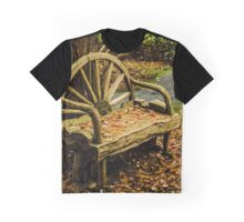 Changing Of The Seasons Graphic T-Shirt