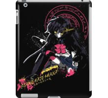 Black Flame Shana iPad Case/Skin