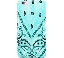 Brown Bandana 3 iPhone Case/Skin