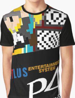 Super Persona 4 Graphic T-Shirt