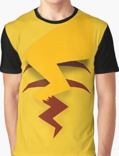 Pikachu Tail Graphic T-Shirt