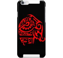 Elephant Abstract iPhone Case/Skin