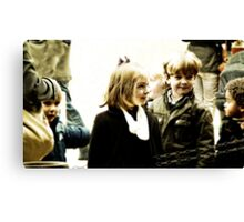 Childhood Attachments.. Canvas Print