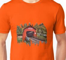 Chitwood Covered Bridge Unisex T-Shirt