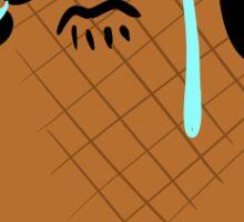 Teary-Eyed Toast Sticker