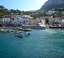 Capri, Italy by Valgal212