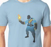 TF2 - BLU Pyro  Unisex T-Shirt