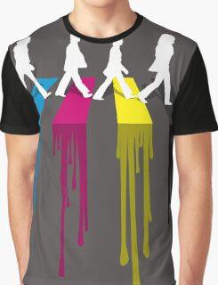 Abbey CMYK Graphic T-Shirt
